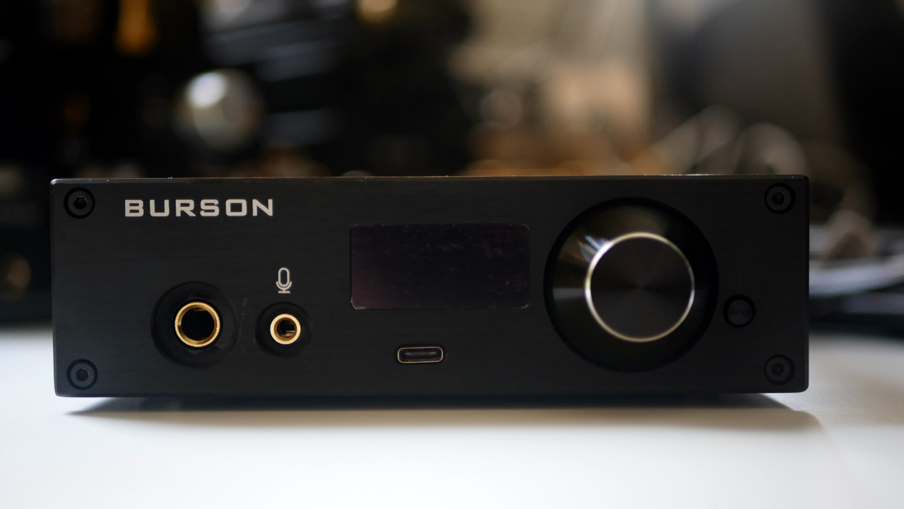 Burson Audio Playmate