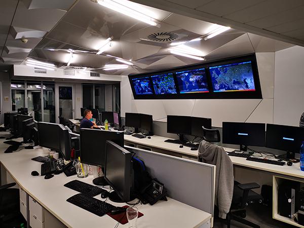Eset control room