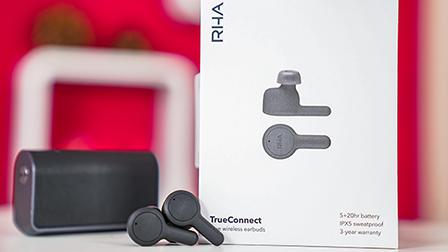RHA TrueConnect: True Wireless e qualità finalmente a braccetto