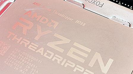 AMD Ryzen Threadripper 3970X: 32 core che ora vanno al massimo