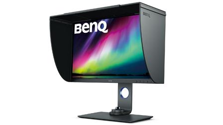 BenQ PhotoVue SW270C: un monitor fedele per il fotografo