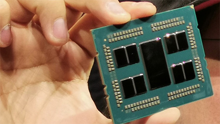 AMD al CES 2020: spazio a Ryzen 4000 per notebook sempre più potenti