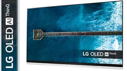 LG TV OLED E9 55 pollici: piacere alla vista. La recensione