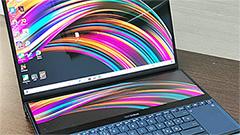 ASUS ZenBook Pro Duo: il notebook con due schermi per la produttività
