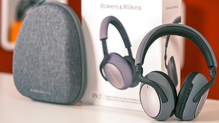 Bowers&Wilkins PX7: le noise cancelling inglesi, ora più confortevoli