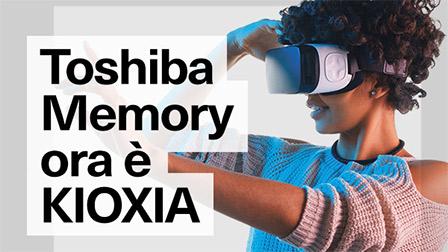 KIOXIA e Toshiba, ecco il punto della situazione per SSD attuali e futuri