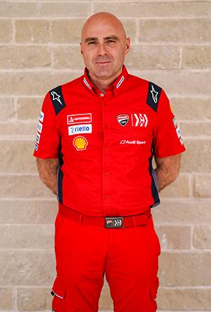 Ducati Gabriele Conti