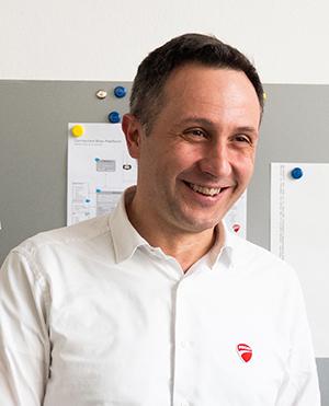 Ducati Konstantin Kostenarov
