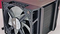 Corsair A500: il raffreddamento torna ad aria