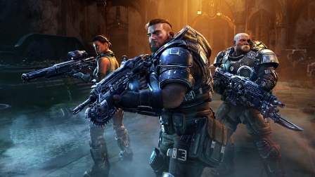 Gears Tactics trasforma Gears of War in XCOM