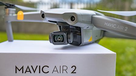 DJI Mavic Air 2: anteprima, prezzo e caratteristiche. Video 4K/60p e 48 Mp