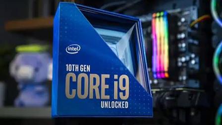 Intel Core di decima generazione ufficiali: il Core i9-10900K guida l'offerta Comet Lake
