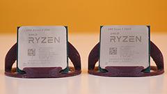 AMD Ryzen 3 3100 e Ryzen 3 3300X alla prova, Zen 2 ora è anche quad-core