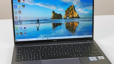 Huawei MateBook X Pro 2020: produttività e design con un ottimo monitor 3:2