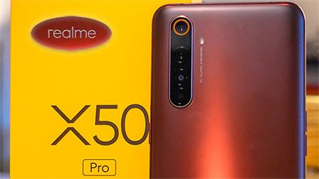 realme X50 Pro 5G: il 5G 'democratico'. Caratteristiche, prezzi e anteprima video