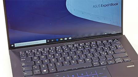 ASUS ExpertBook B9450: il notebook con l'autonomia da record