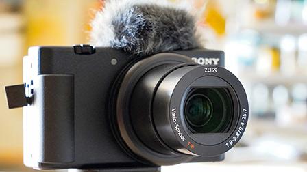 Sony ZV-1: RX100 si trasforma e diventa una videocamera per Youtuber e Vlog