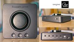 Creative Sound Blaster X3: basta una USB-C per espandere l'audio di PC, Mac e portatili