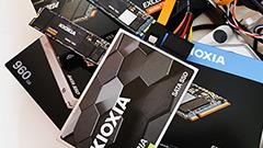 KIOXIA 3 SSD in prova: Exceria e Exceria Plus (M.2 PCIe) e Exceria SATA