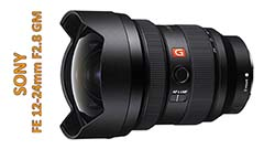 Sony FE 12-24mm F2.8 GM, ultra wide, ultra luminoso. La recensione