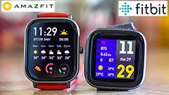 Amazfit GTS contro Fitbit Versa 2: quale smartwatch comprare?