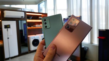 Samsung Galaxy Note 20 e Note 20 Ultra 5G sono ufficiali! Ecco la nostra video anteprima