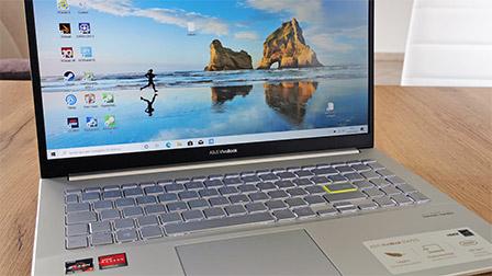 ASUS VivoBook S15 M533IA: tutto al meglio, tranne lo schermo