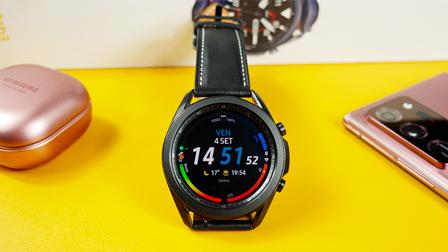 Samsung Galaxy Watch 3: massiccio, funzionale e ancora uno dei migliori. La recensione
