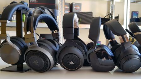 Cuffie gaming wireless: la comparativa