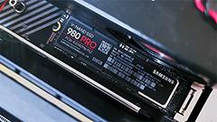 Samsung SSD 980 Pro Gen4 da 7000MB/s: confronto con altri SSD tutti diversi