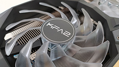Recensione KFA2 GeForce RTX 3070 SG (1-Click OC), c'è una quarta ventola opzionale