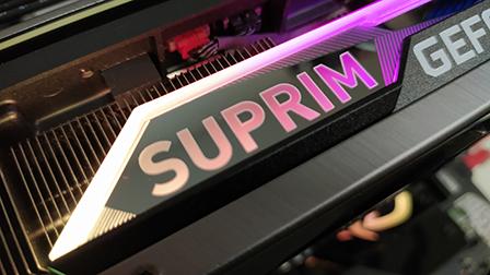 Recensione MSI RTX 3090 SUPRIM X 24G, una fusione di eleganza e potenza