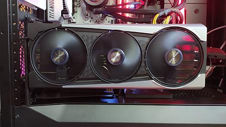 Sapphire NITRO+ RX 6800 XT alla prova, alte prestazioni in silenzio