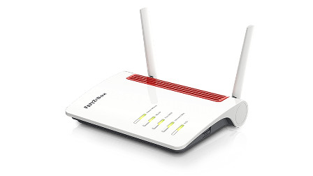 FRITZ!Box 6580 LTE, il router per chi non è ancora raggiunto dalla fibra