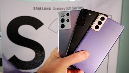 Samsung Galaxy S21, S21+ S21 Ultra: eccoli nella nostra video anteprima!