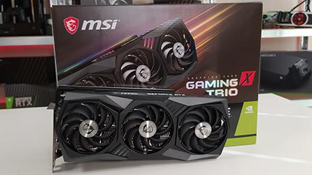 Recensione MSI RTX 3060 Ti Gaming X Trio, stile e prestazioni al servizio del gaming