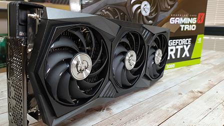 MSI RTX 3060 Gaming X Trio 12GB alla prova: Nvidia Ampere mette la quinta