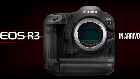 Canon EOS R3: la mirrorless 35mm che manda in pensione le reflex con controllo AF con lo sguardo