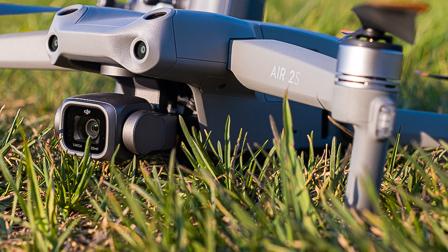 DJI Air 2S: drone sempre più 'Pro' con fotocamera da 1 pollice a 999€