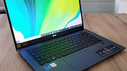 Acer Swift 3x: il notebook compatto con GPU discreta di Intel