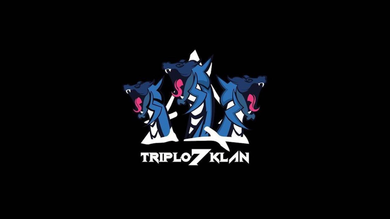 triplo7klan logo