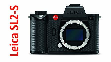 Leica SL2-S: qualità tedesca per foto e video