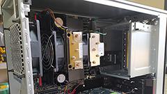 Lenovo ThinkStation P620, una workstation di alto livello con CPU Ryzen Threadripper PRO
