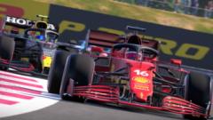 F1 2021: torna il simulatore di Formula 1. Ora anche in Ray Tracing