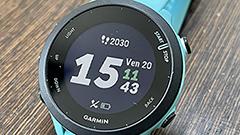 Garmin Forerunner 55 è lo sportwatch per chi si sta appassionando alla corsa