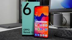 OPPO Reno6 Pro 5G: elegante, leggero e pronto per i video-maker. La recensione