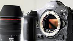 Anteprima! Canon EOS R3 dal vivo, la mirrorless che mette a fuoco con lo sguardo