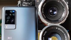 Pazzo confronto! vivo X60Pro vs Zeiss Biotar 58mm F2 e Tessar 50mm F2.8