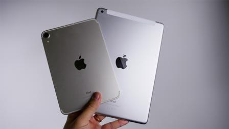 iPad mini 6 contro iPad 9: il più piccolo contro il più economico. La recensione