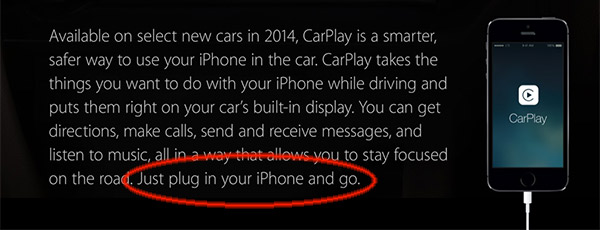 iOS entra nelle auto: Apple presenta CarPlay | Pagina 2: CarPlay, iOS entra nelle auto ...